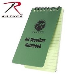 All Weather Notebook (small)