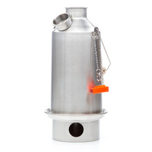 Kelly Kettle Base Camp (Stainless Steel)