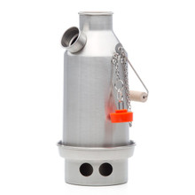 Kelly Kettle Trekker (Stainless Steel)