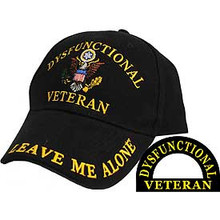 Dysfunctional Veteran Hat