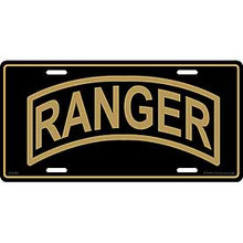 License Plate - Ranger