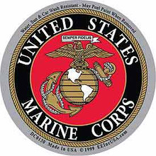 Bumper Sticker - USMC