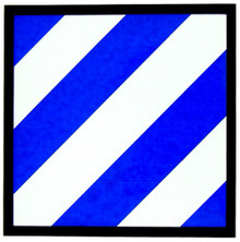 Bumper Sticker - US Army 3rd Infantry