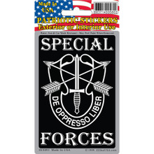 Bumper Sticker - Special Forces