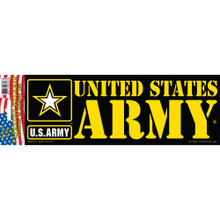 Bumper Sticker - US Army Logo