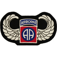 "Patch - 82nd A/B (4-1/8"")"