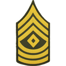"Patch - Army, E8 1st Sgt (3"")"