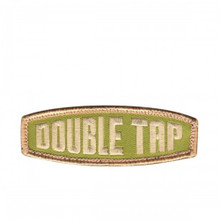 "Velcro Patch - Double Tap (1"" x 3"")"