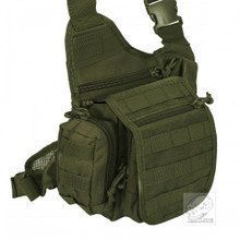 Voodoo Tactical ERGO Pack Shoulder Bag
