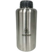 Pathfinder Stainless Steel 64 oz Widemouth Bottle