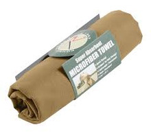 Microfiber Hand Towel (coyote brown)