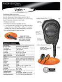 VALOR Speaker Microphone