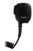 IMPACT Noise Cancelling Speaker Mic for Harris Unity XG25 XG75 P5300 P7300 Radios