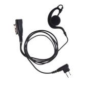 IMPACT 1-Wire Earpad Earpiece for Motorola CLP1010 CLP1040 CLP1060