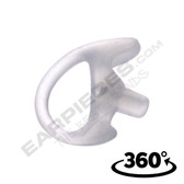 Clear Open Ear Insert Semi-Custom Earmold