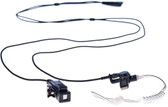 IMPACT 2-Wire Surveillance Earpiece for MotoTRBO and APX Radios