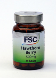 Hawthorn Berry 30 Tablets