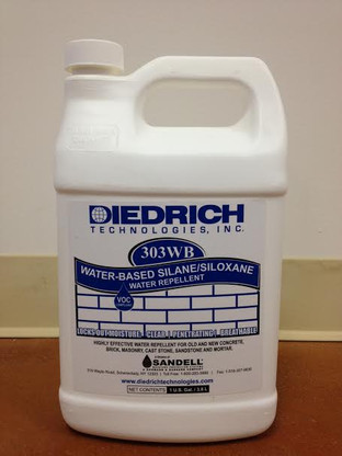 Diedrich Technologies 303WB Water-Based Silane/Siloxane Sealer