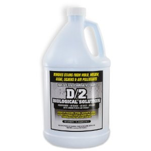 D/2 Biological Solution gallon container