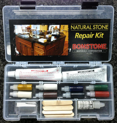 Bonstone Natural Stone Repair Kit for sale