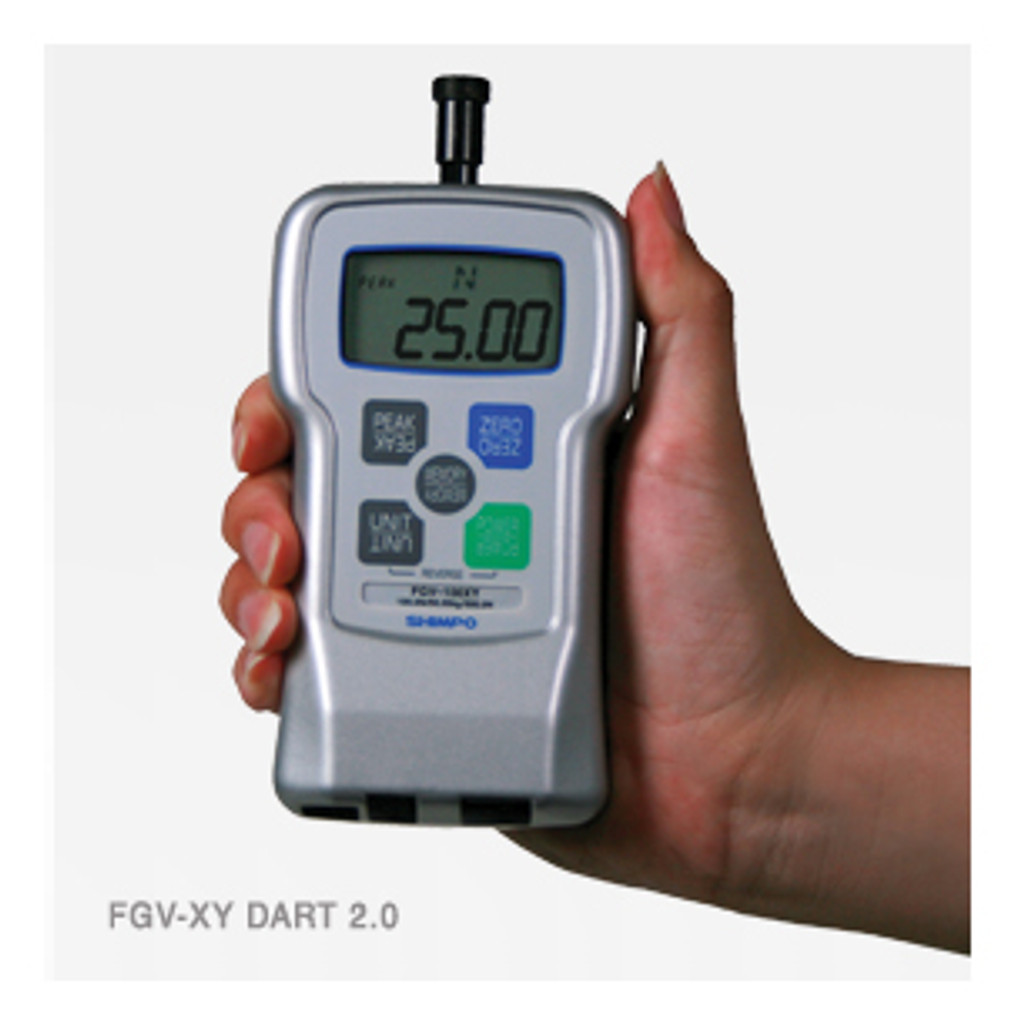 FGV-XY Digital Force Gauge with USB Output