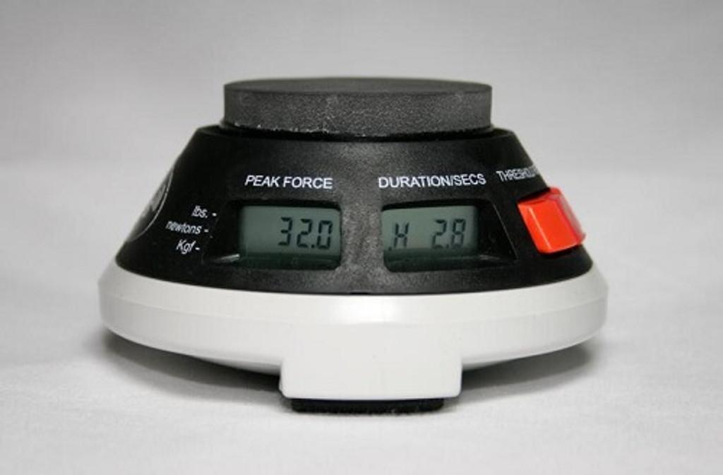 Ergofet 300 lb push pull force gauge
