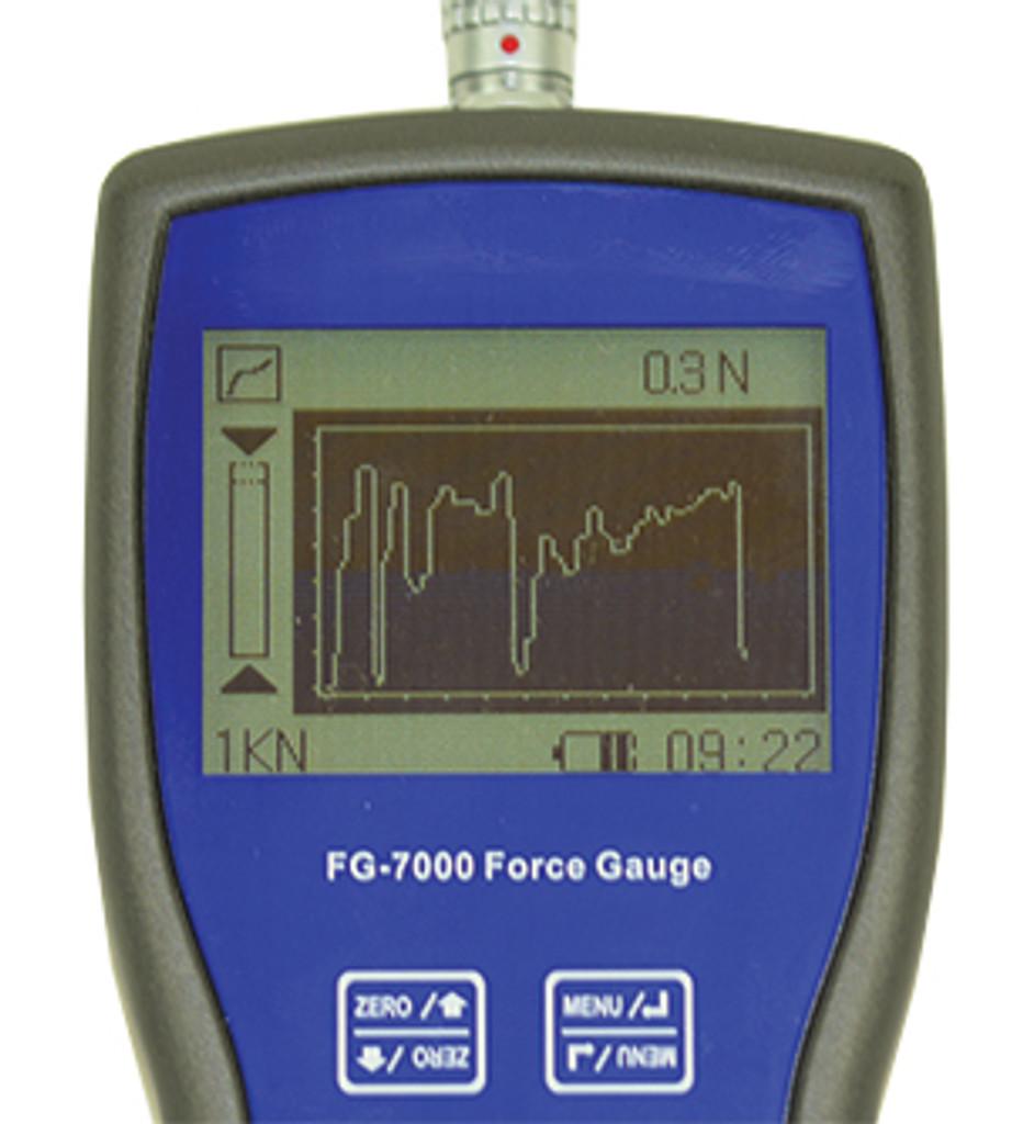 FG-7000L Digital Force Gauge (FG-7000L) Display
