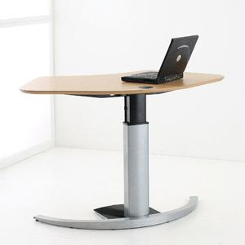501-19 Basic Electric Height Adjustable Desk (501-19 1-leg)