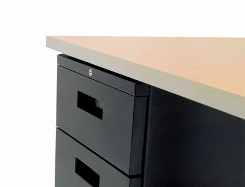 Populas Furniture Under-Mount Pedestal File Drawer Product