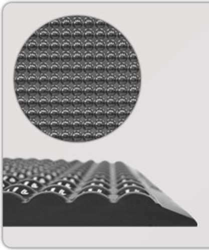 ESD Bubble Ergonomic Matting - Polyurethane