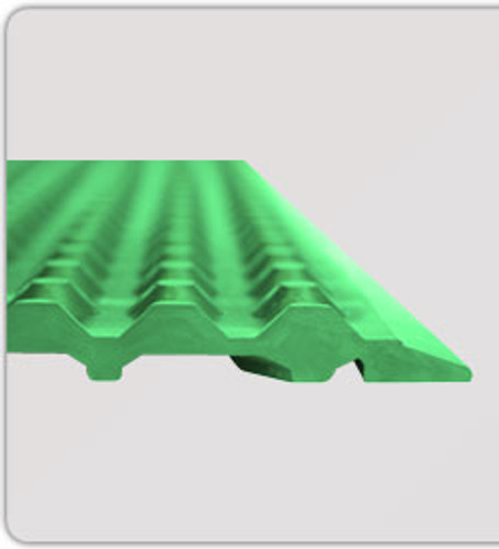 Hygiene Ergonomic Matting - Rubber