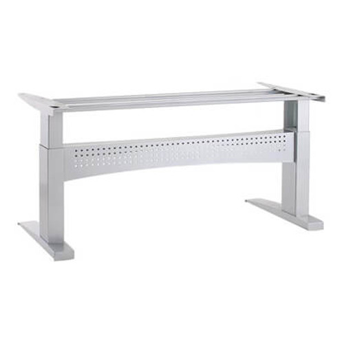 501-11 Electric Height Adjustable 2-Leg Desk