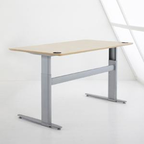 501-25 Electric Height Adjustable 2-Leg Desk