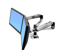 Ergotron LX Dual Side-by-Side Arm (45-245-026)