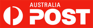 We ship with Australia Post
