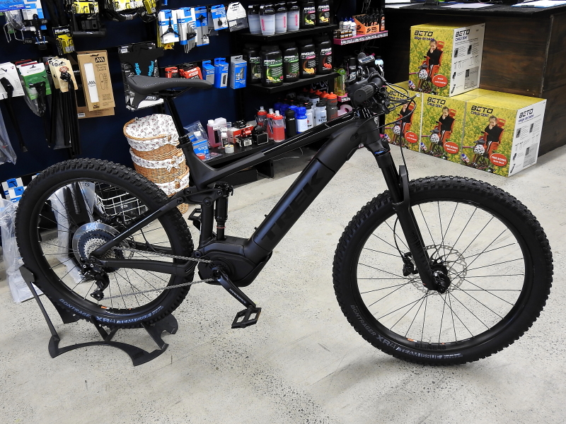Trek 2019 Powerfly FS 7 Plus