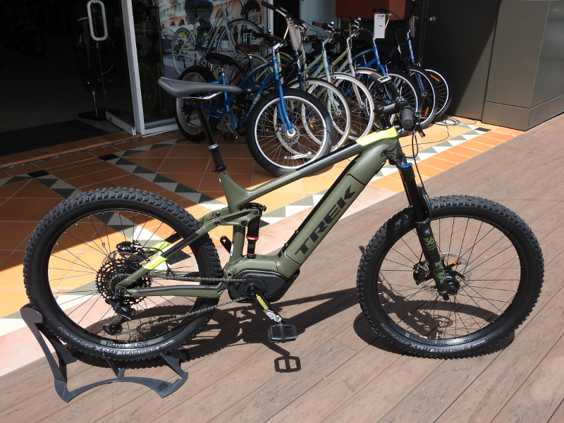 Trek 2019 Powerfly LT 9