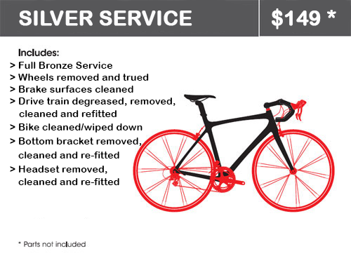 Silver Bicycle Service