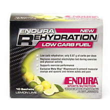 Endura Low Carb Fuel Satchel 4g (Box of 10)