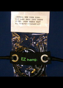 EZ Hang Square Shot Custom Bands and Pouch