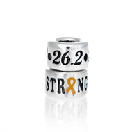 Boston Strong and 26.2 European Bead combo