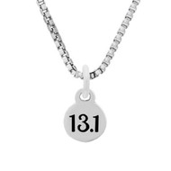 13.1 Mini Charm On Box Chain Necklace