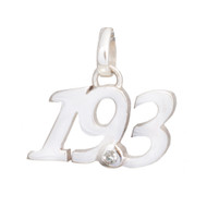 Sterling silver 19.3 script pendant. 19.3 Disney Princess