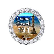 Cocoa Beach Sneaker Charm