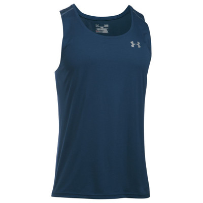 Men's Under Armour COOLSWITCH Run Tank Front