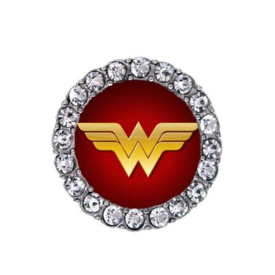Wonder Woman 2017 Sneaker Charm