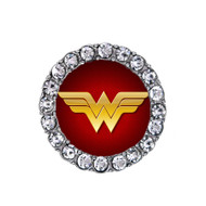 Wonder Woman 2017 Sneaker Charm