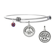 Intergalactic Finisher Bangle bracelet
