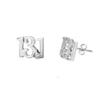 13.1 Mini Post Earrings