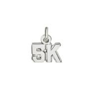 5K sterling charm
